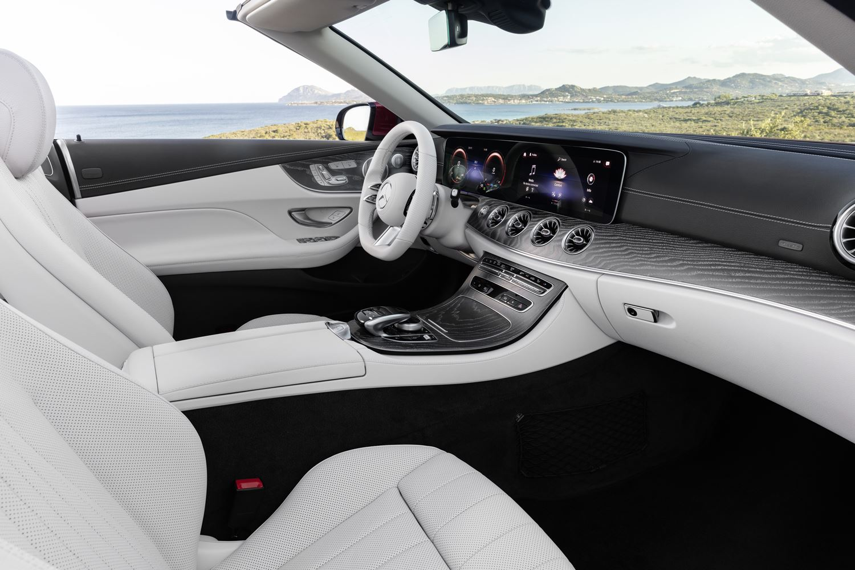 Mercedes E 450 Cabriolet