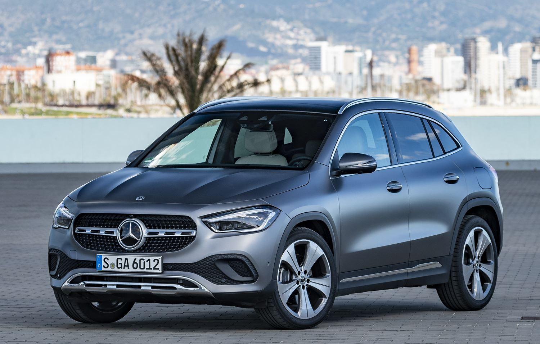Mercedes 2021 GLA (H247)