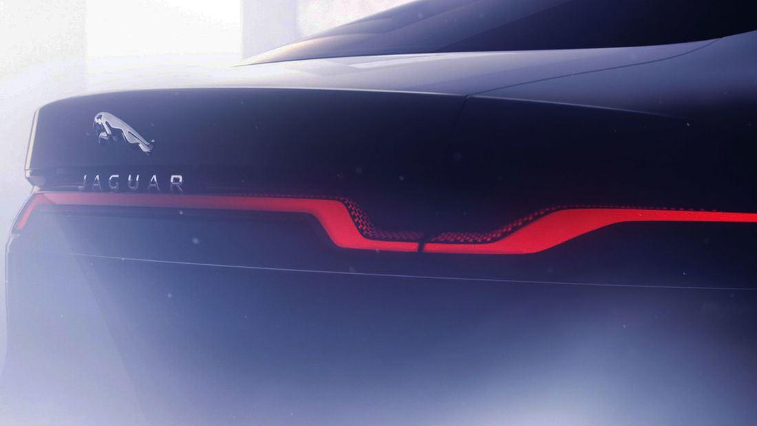 Jaguar XF Eltroauto 2021