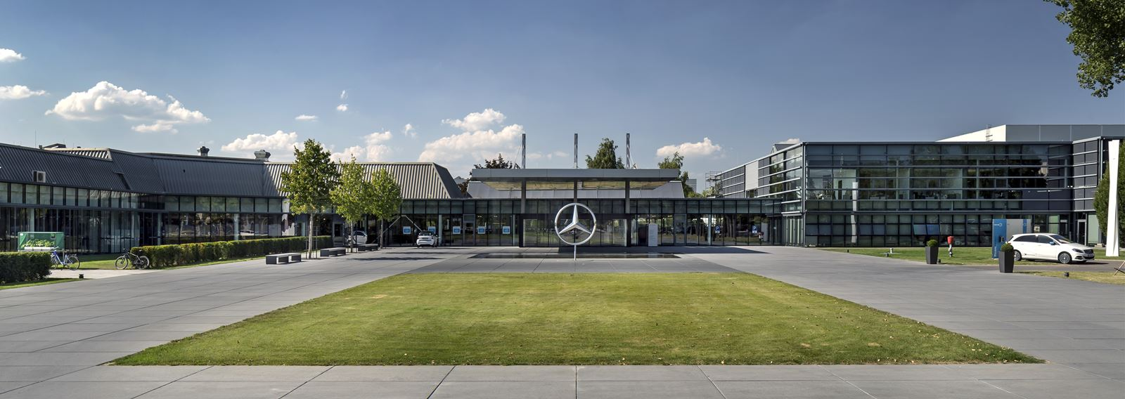 Mercedes-Benz Center Sindelfingen