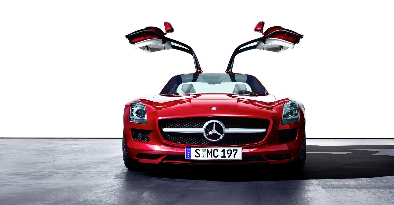 Mercedes-AMG SLS C197