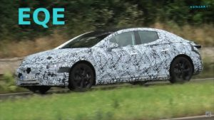 Mercedes EQE V295