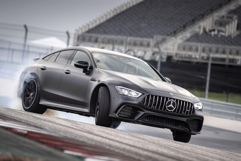 Mercedes AMG GT 4-Türer