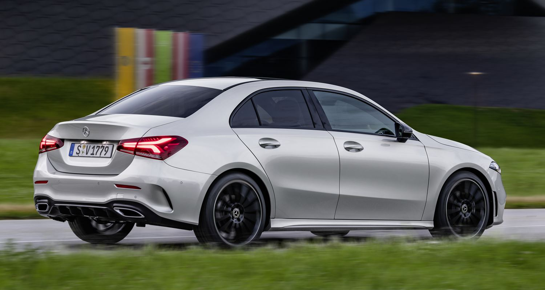 Mercedes-Benz A-Klasse Limousine V177