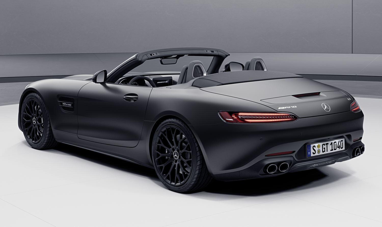 Mercedes AMG GT Night Edition