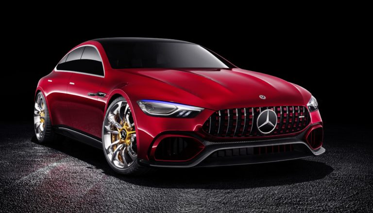Mercedes-AMG GT 73e 4matic+