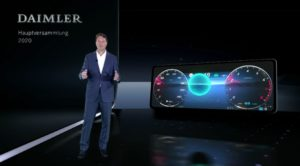 Daimler CEO Ola Källenius