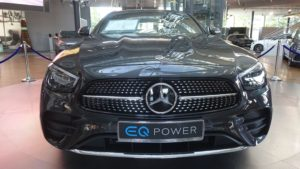 Mercedes-Benz E 300de Plug-in-Hybrid