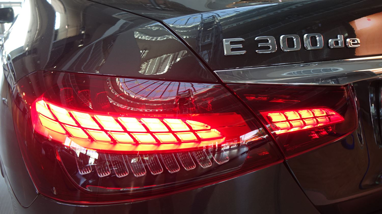 Mercedes-Benz E 300de Plug-in-Hybrid