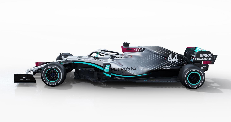 Mercedes-AMG W11 EQ Power+