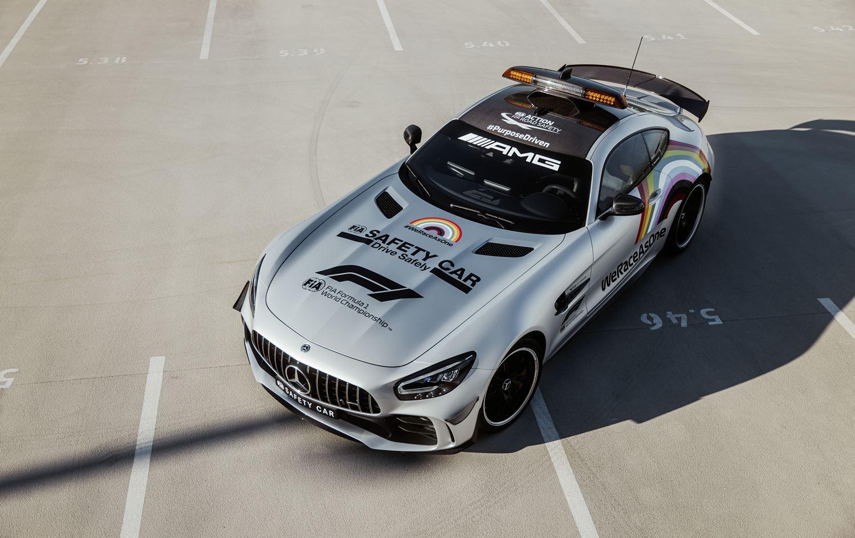 Mercedes-AMG Formel1 Safety Car 2020