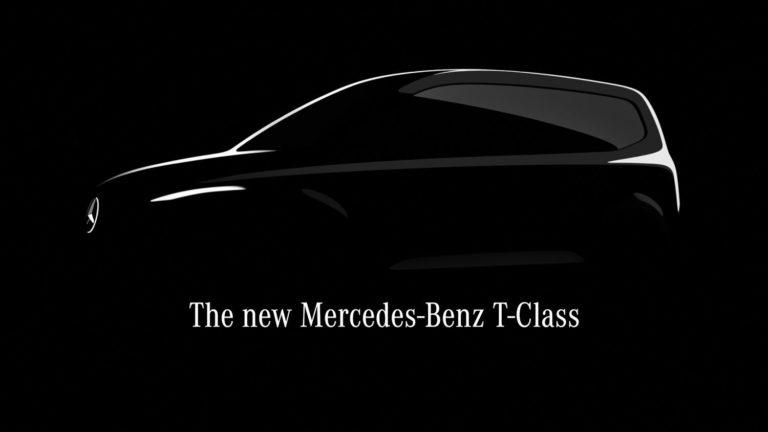 Mercedes T-Klasse