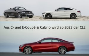 Mercedes CLE 2023