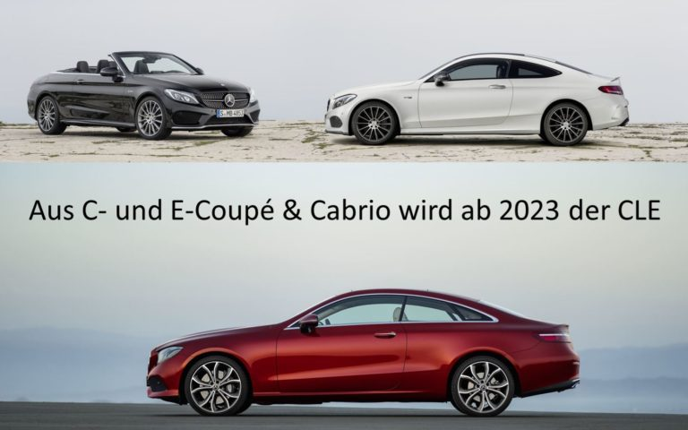 Mercedes CLE 2023