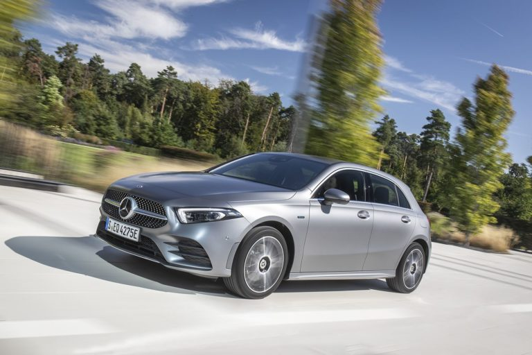 Mercedes-Benz A 250e Plug-In-Hybrid