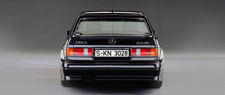 Mercedes 190er EVO II