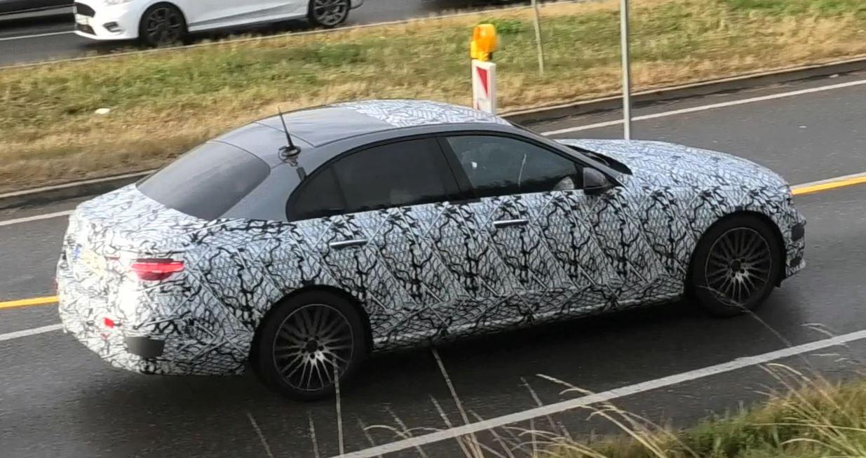 Mercedes-Benz C-Klasse W206 2021