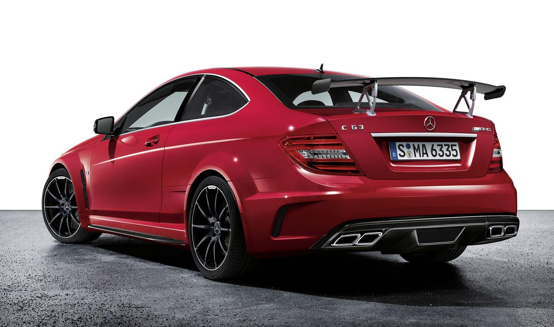Mercedes-AMG C 63 Coupé BlackSeries C204