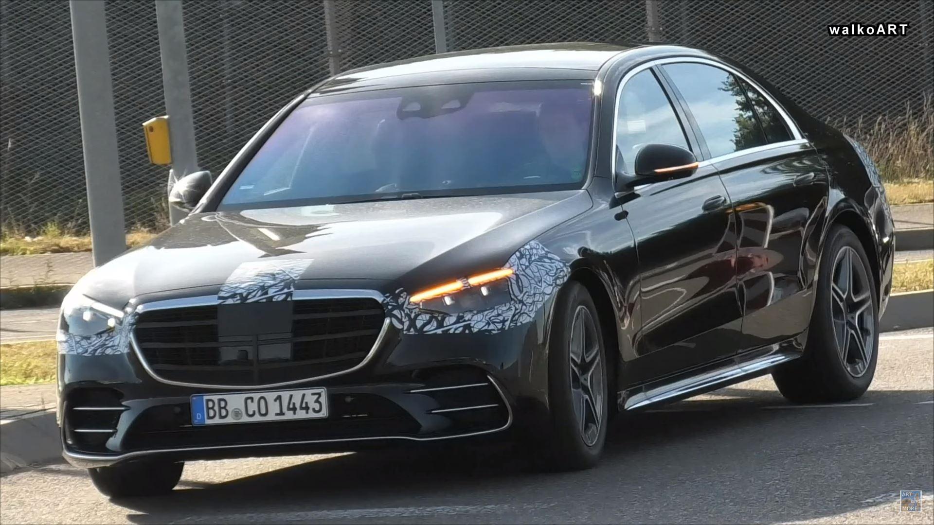 Mercedes-Benz S-Klasse W223 AMG Line