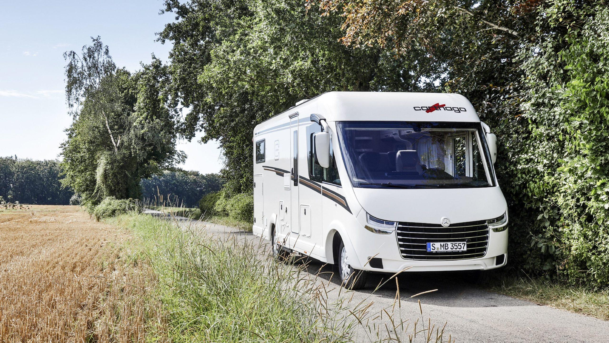 Mercedes-Benz Sprinter Wohnmobil