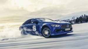 Mercedes-AMG Winter Experience 2021