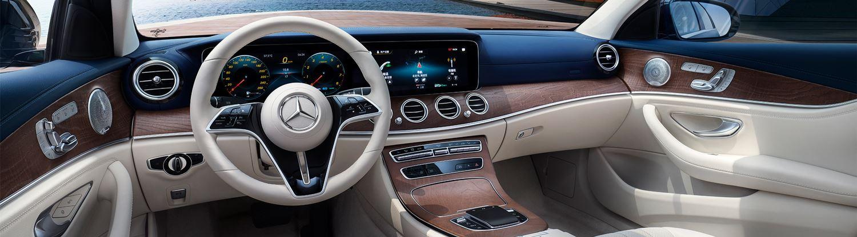 Mercedes E-Klasse lang (V213)