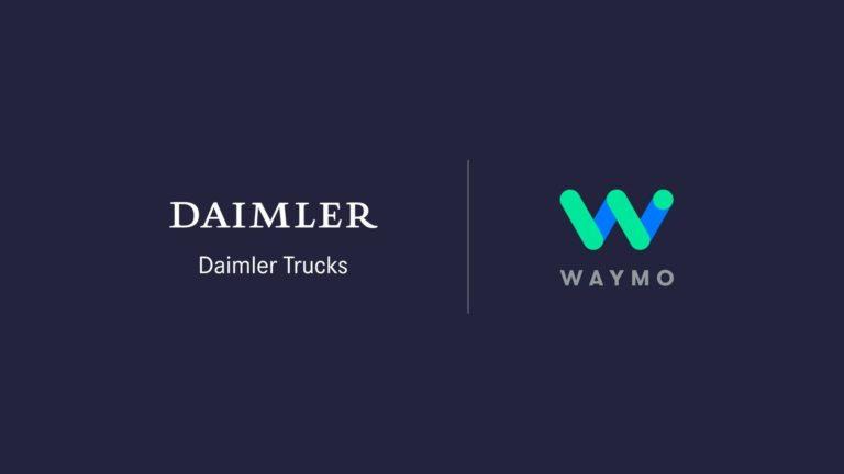 Daimler Truck Waymo Google