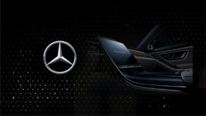 Mercedes Brand Logo