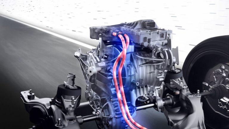 Mercedes eATS 2.0