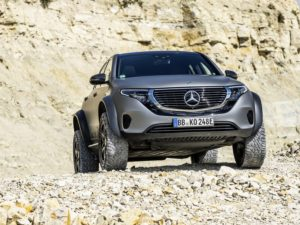 Mercedes EQC 400 4matic 4x4²