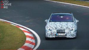 Mercedes EQS V297