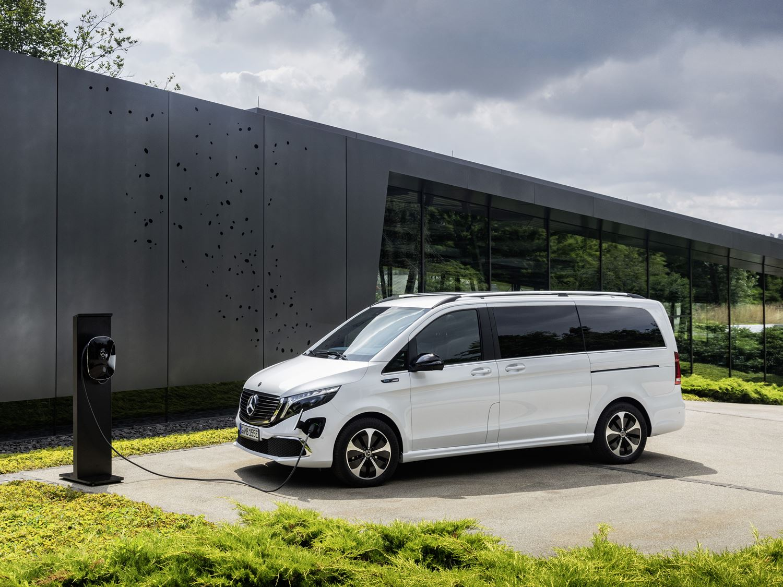Mercedes EQV Wallbox