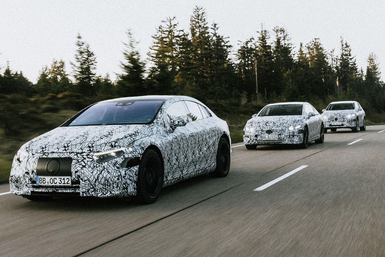 Mercedes EVA2