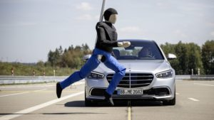 Mercedes S-Klasse Fahrerassistenzsystem