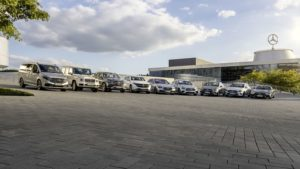 Mercedes Pkw