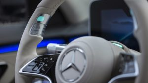 Mercedes S-Klasse Drive Pilot Level 3