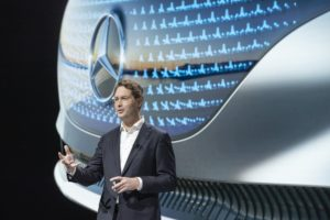 Mercedes Strategie Update