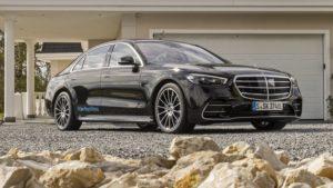 Mercedes S 580e Plug-in-Hybrid V223