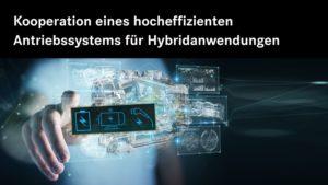 Daimler, Mercedes, Geely, Volvo Hybrid Motor