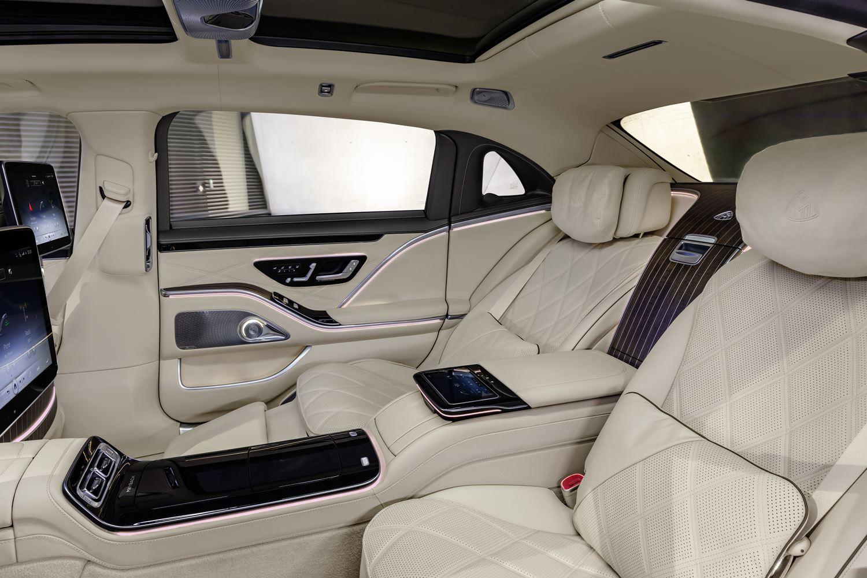 Mercedes Maybach S-Klasse Z223