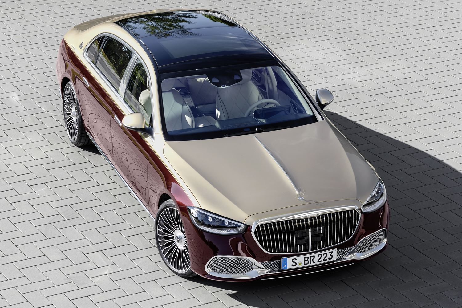 Mercedes Maybach S-Klasse Z223