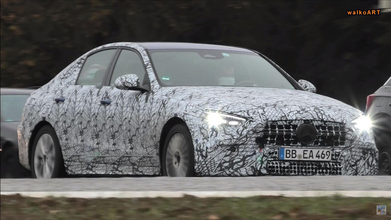 Mercedes C-Klasse W206 2021