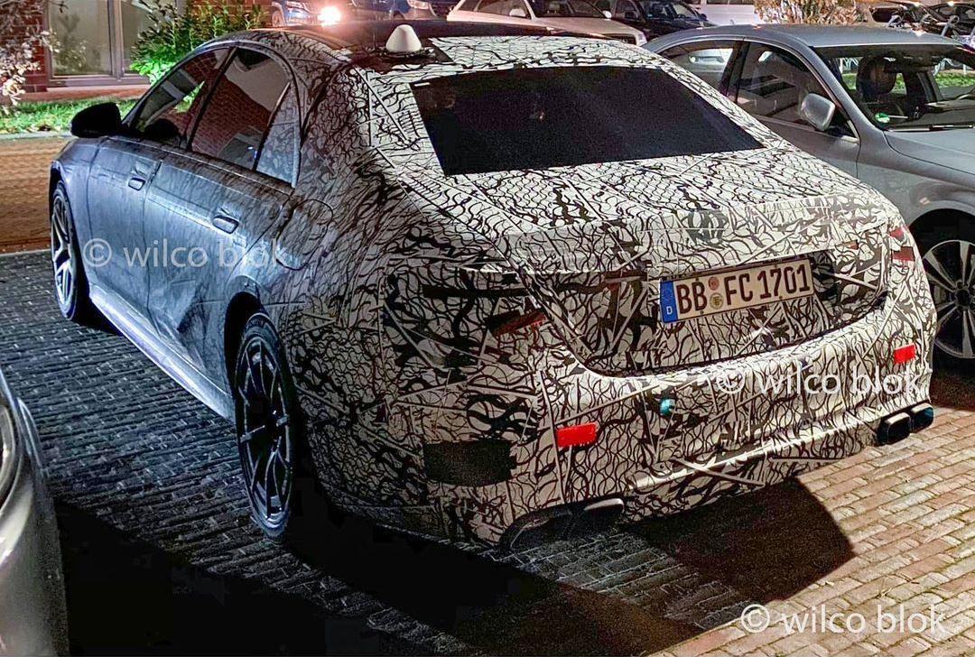 Mercedes-AMG S 63e 4matic Plug-in-Hybrid