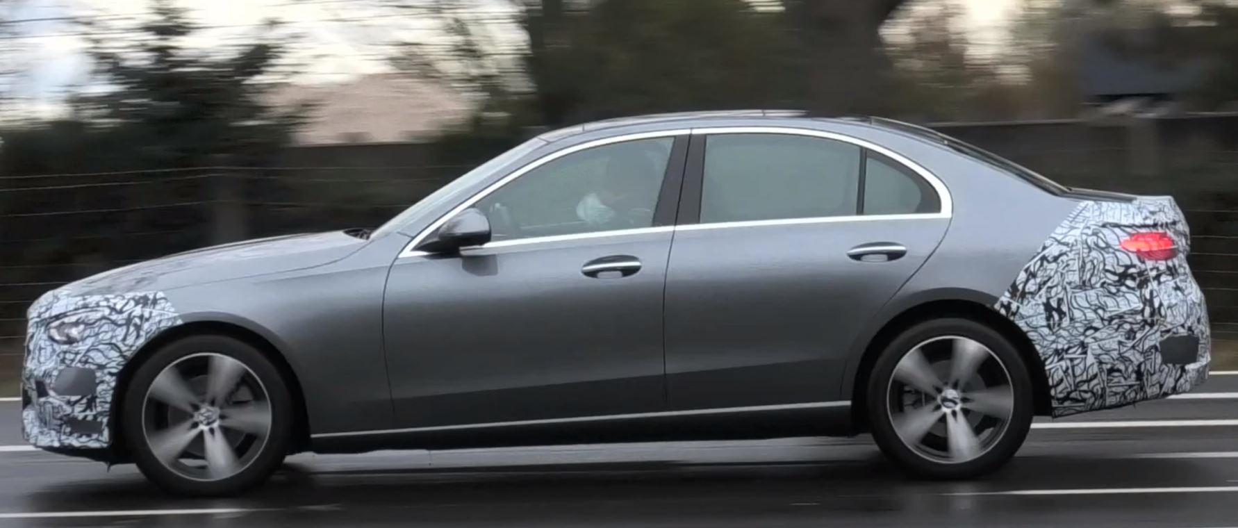 Mercedes C-Klasse (W206)