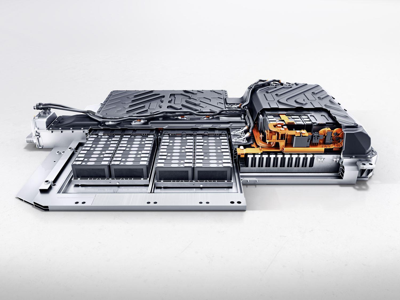 Mercedes EQA Batterie