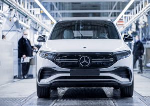 Mercedes EQA AMG Line