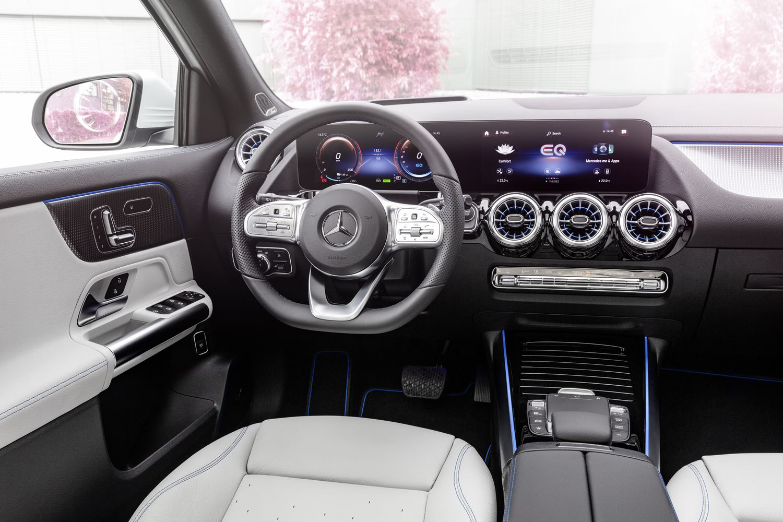 Mercedes EQA 250 Edition 1