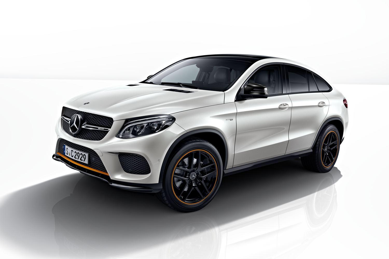 Mercedes GLE Coupé C292