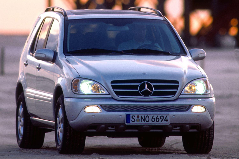 Mercedes M-Klasse W163 Mopf