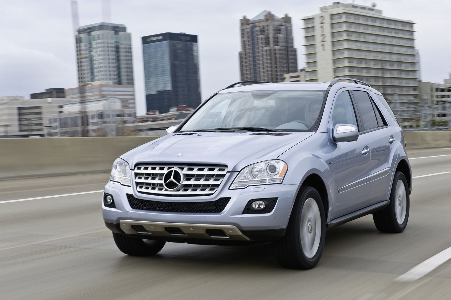 Mercedes ML 450 Hybrid W164 Mopf
